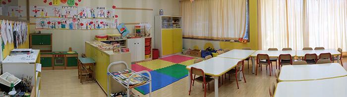 aula infanzia piario