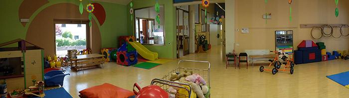 Salone infanzia Piario
